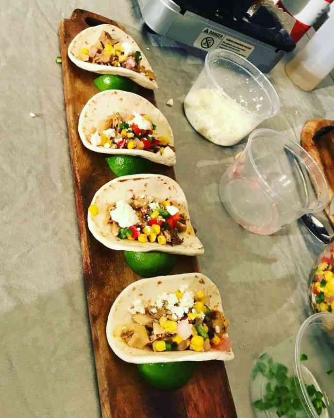 tacos, taste of Edina, Jordan Roots