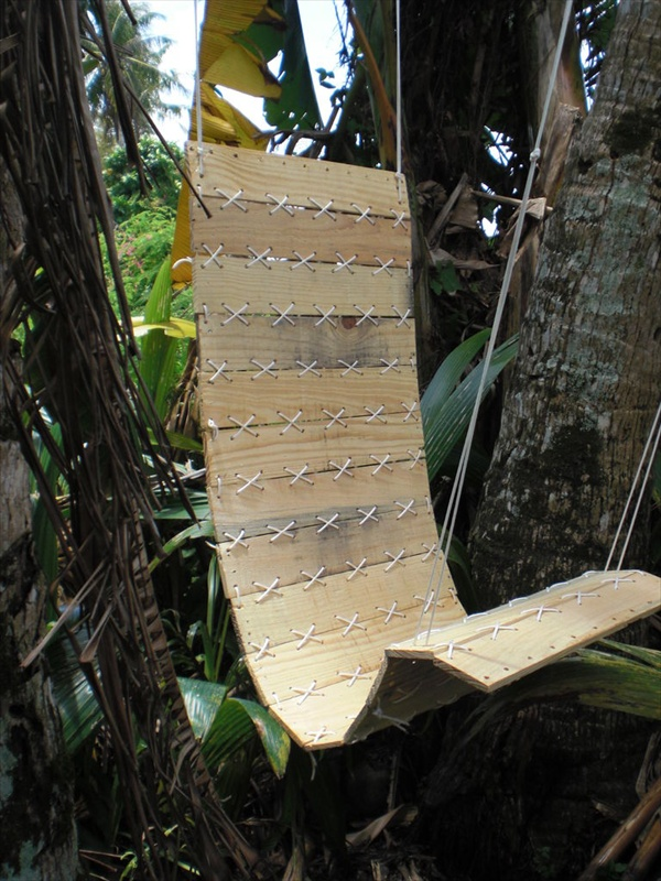 DIY Pallet Swing Plans Chair Bed Amp Bench Wooden Pallet Furniture