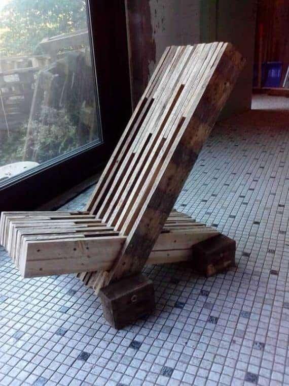designerpalletchair