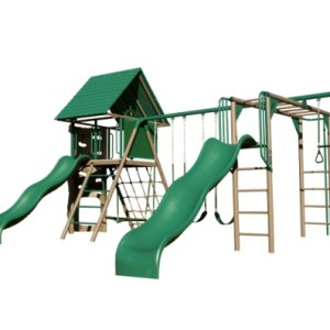 Lifetime Metal Swing Sets