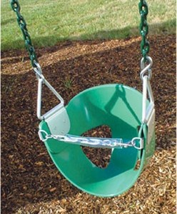 Half Bucket Swings