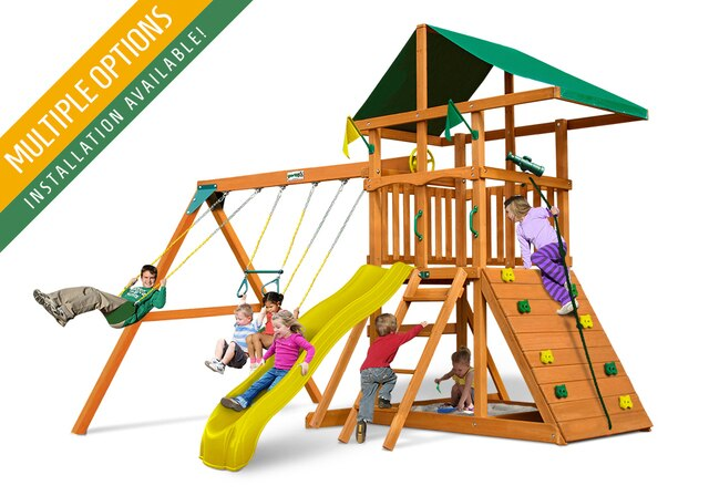 Gorilla-Playsets-Outing-Wooden-Playset