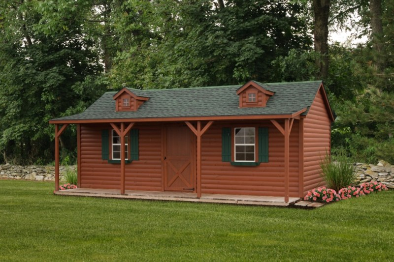 LakeSide Cabins Premier Collection - Log HomeSteader