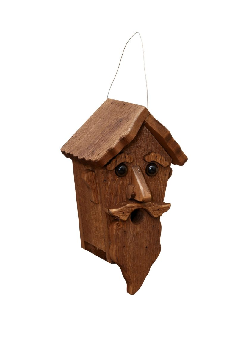 Wizard-Birdhouse by Brookside Woodworks
