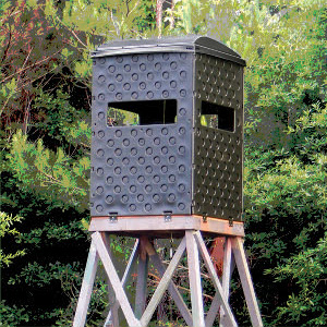 Snap-Lock 4 x 4 Hunting Blind Elevated