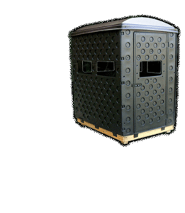 Snap-Lock 4 x 6 Hunting Blind
