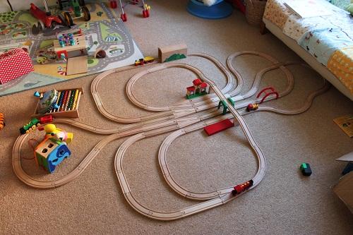 PDF Wooden Train Set Layout Plans DIY Free Plans Download