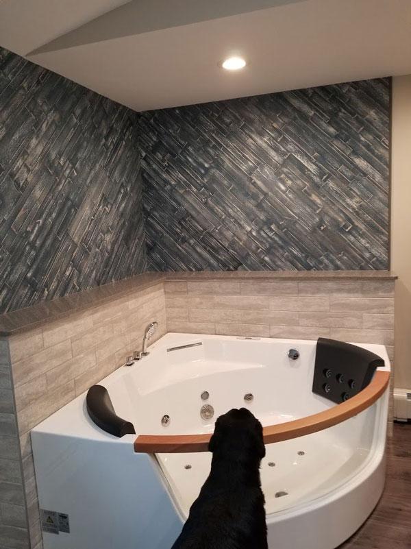 tile installation ace flooring rhode