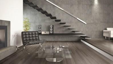 BP2E6E interior design of modern architecture living room
