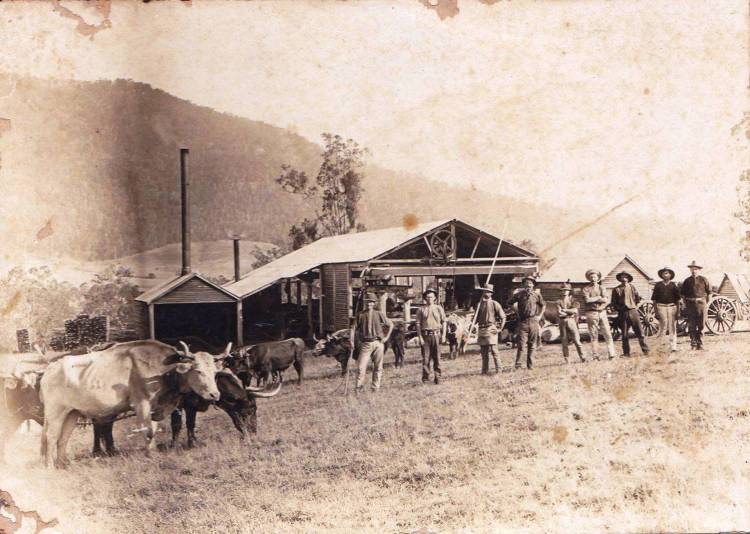 this-is-hancocks-mill-at-villeneuve-1913-ltor-w-mclauchlan-joe-day-bob-gray-bek-stevens-bob-pickering-tony-lenehan-albert-boyd-albert-lohman-bill-johnson-cropped