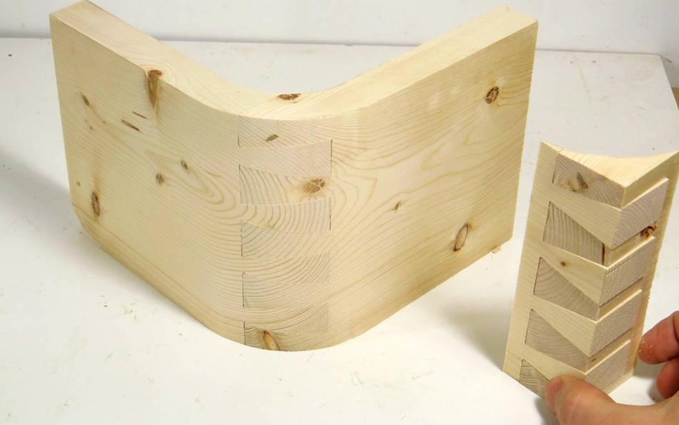 Image Result For Timber Corner Joints