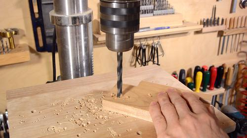Why I Don T Use A Quot Drill Press Table Quot