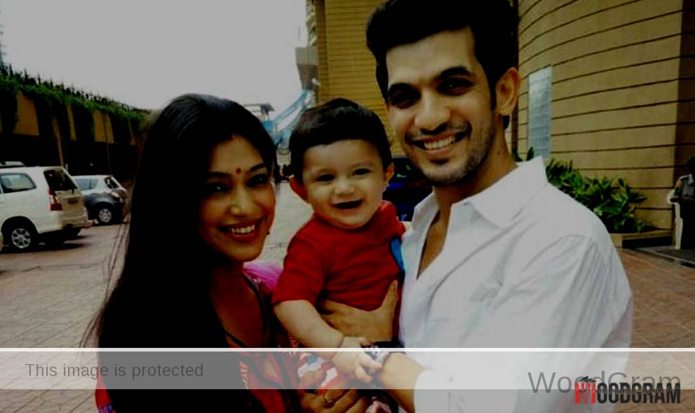 Arjun Bijlani Wife Son