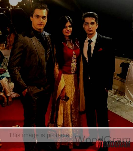 Moshin Khan With Brother And Sister