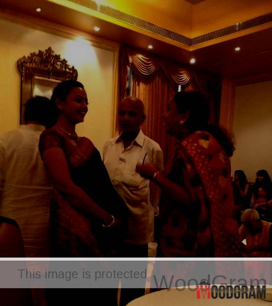 Sheetal Maulik Rarest Pic With Parents
