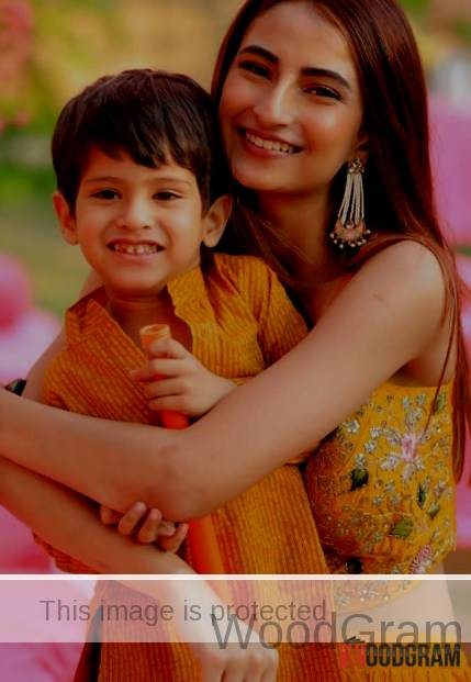 Shweta Tiwari Daughter and Son