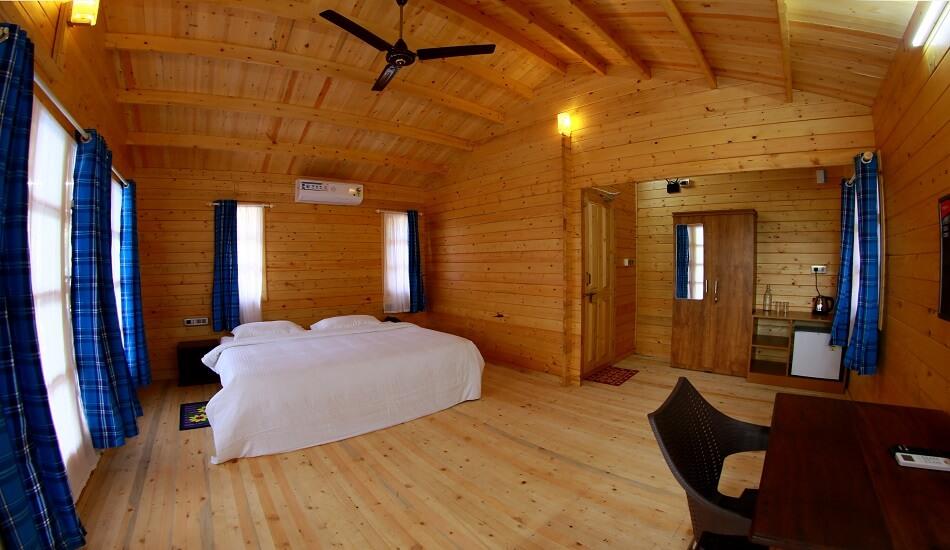 Arjuna - Woodden Cottages3