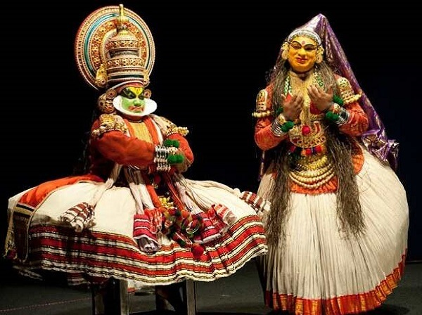 Kathakali at Woodgreens