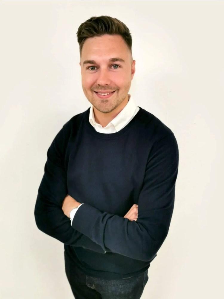 Jamie Hollingsworth - Woodhall Mortgages