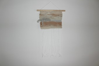 wallhanging boho sunset by woodhappen
