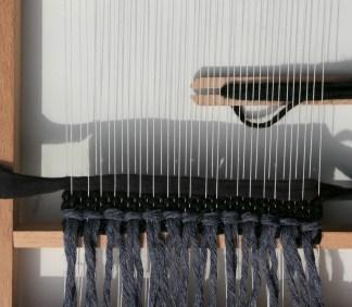 tisser du tissus