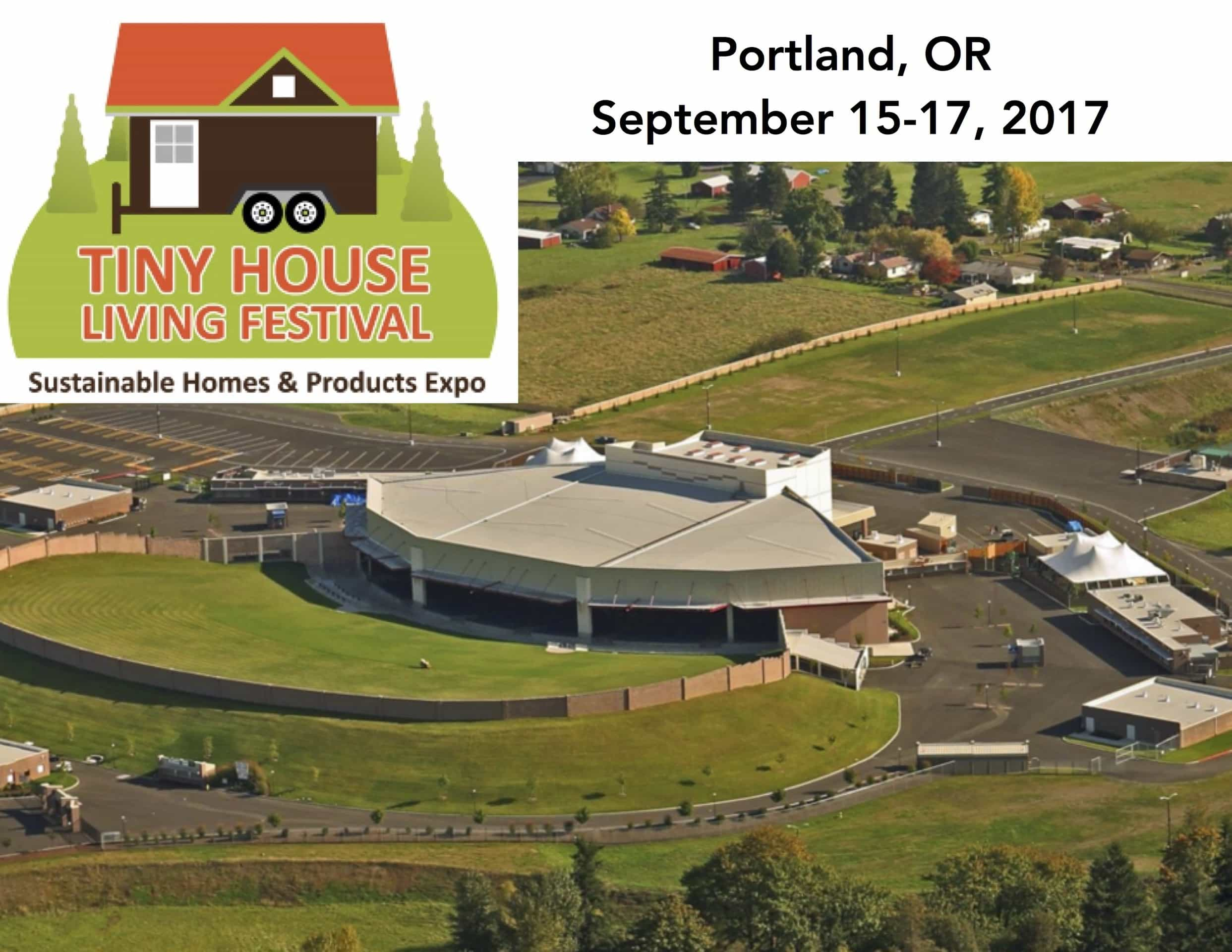 We Ll Be At The Tiny House Living Festival In Portland Wood