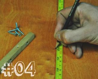 #04 Position anzeichnen