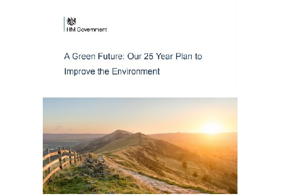 A Green Future - Our 25 year plan to improve the environment