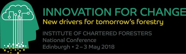 Logo for Innovation for Change Conferences.