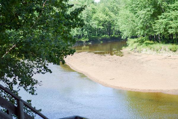 Saco River camping