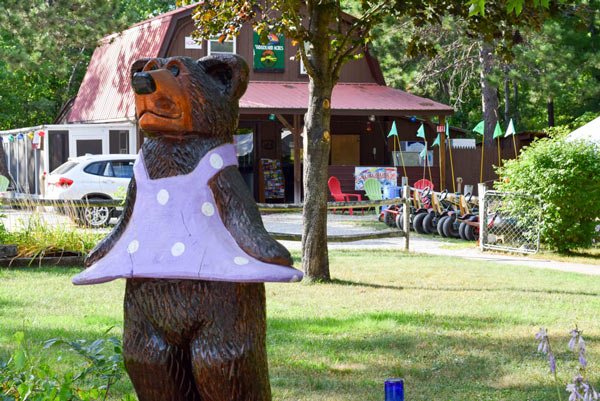 Fun Campgrounds in Maine