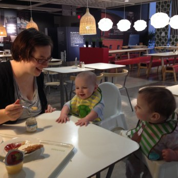 family date at ikea!