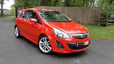 2014 Vauxhall Corsa 1.4 SRI for sale by Woodlands Cars (3)