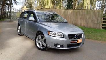 2012 Volvo V50 1.6D SE Edition for sale by Woodlands Cars Ltd (6)