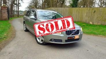 2008 Volvo V70 2.4 D SE for sale by Woodlands Cars - sold