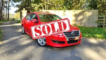 2009 VW Passat R LINE TDI for sale by Woodlands Cars Ltd - sold