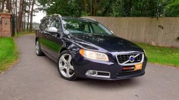 2009 Volvo V70 2.4D R-Design for sale by Woodlands Cars (14)