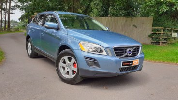 2009 Volvo XC60 2.4 D5 S DRIVe for sale by Woodlands Cars (8)