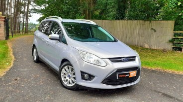 2012Ford Grand C-Max for sale by Woodlands Cars (12)