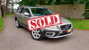 60 Reg Volvo XC70 2.4 D5 SE LUX Geartronic for sale by Woodlands Cars - sold