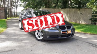2008 BMW 320d SE Touring for sale by Woodlands Cars - sold