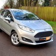 2017 Ford Fiesta 1.25 Zetec 5dr for sale by Woodlands Cars (11)