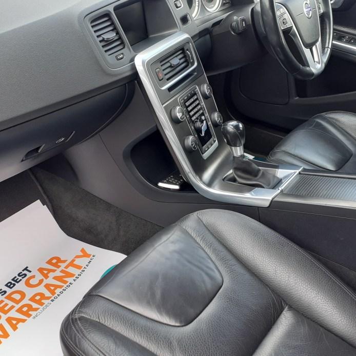2011 Volvo V60 2.0D3 SE LUX for sale by Woodlands Cars (1)