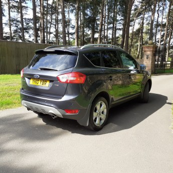 2010 Ford Kuga Titanium for sale by Woodlands Cars (1)