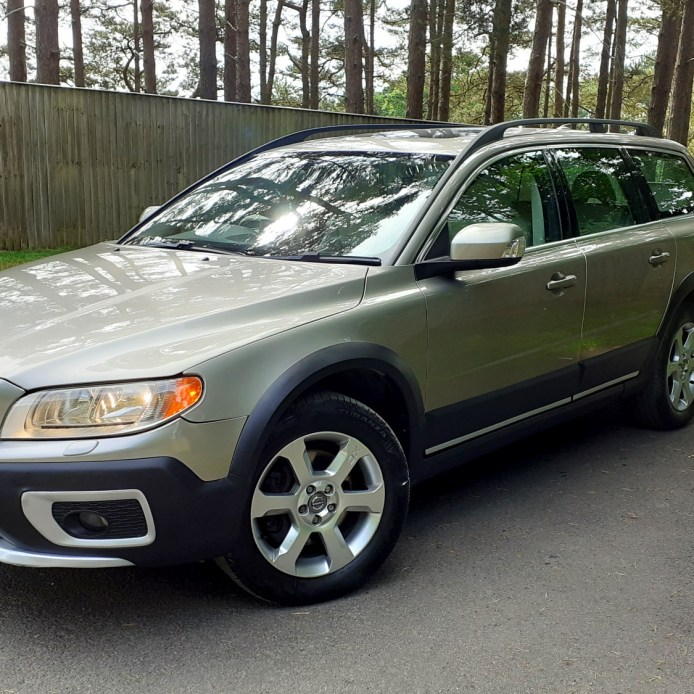 2010 Volvo XC70 2.4 D5 SE Geatronic for sale by Woodlands Cars (45)