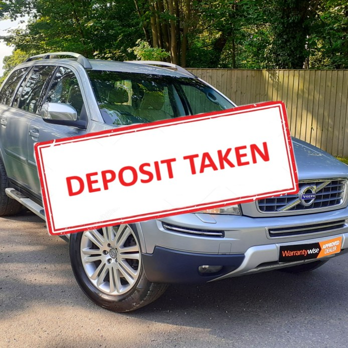 2011 Volvo XC90 2.4 D5 Executive for sale by Woodlands Cars Ltd - deposit
