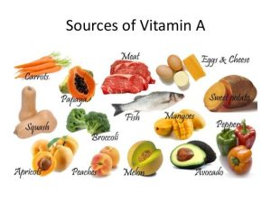 Vitamin A sources