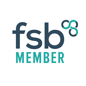 federation of small business member logo