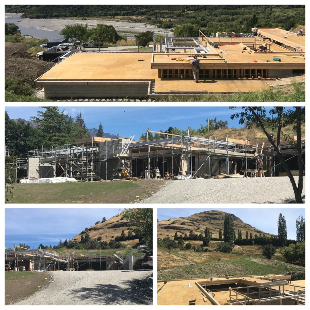 Lot 9 progress January 2019