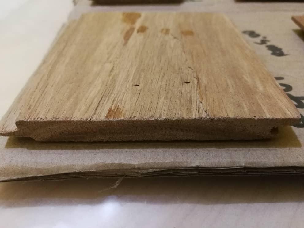 Kayu Nyatoh Tongue and Groove For Wood Flooring